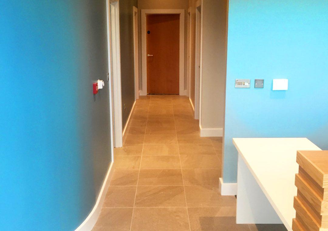 Altmore Hallway