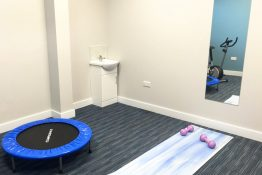 Rehab suite